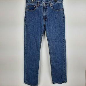 Levi's 559 Men's Jeans Size 33/34 Blue Denim TP16